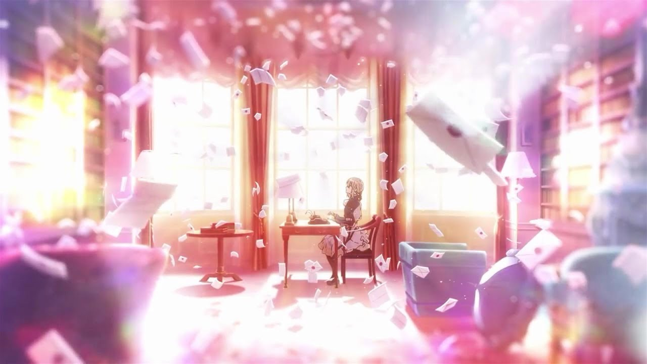 'Violet Evergarden: Eternity' Previews Cast, Soundtrack and Story