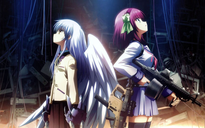 Angel Beats comes to Netflix