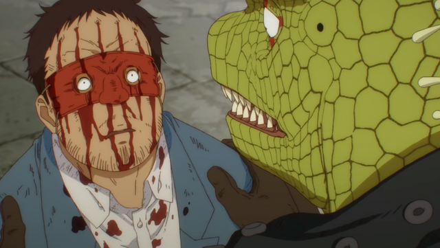 More Of The Dorohedoro Cast Revealed