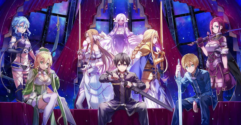 Sword Art Online: Alicization Lycoris launch trailer lands