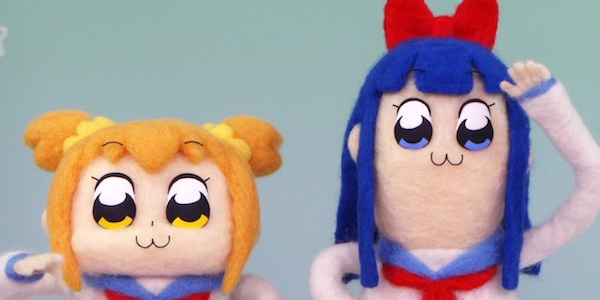 Pop Team Epic - Eps 1-4