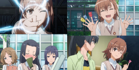 A Certain Scientific Railgun Season 2 Collection