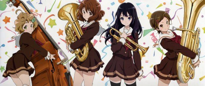 Sound! Euphonium Series 1