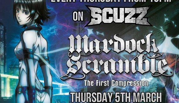 Scuzz TV launch Animax Movie Nights