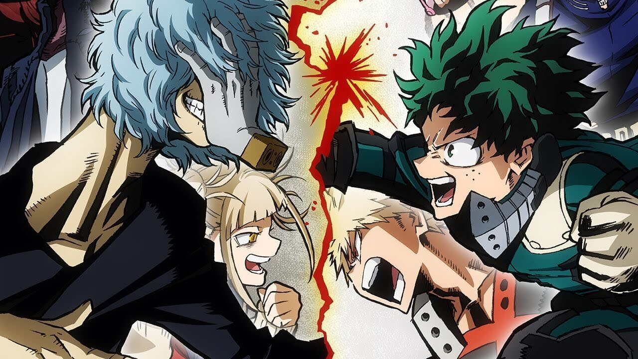 My Hero Academia Episodes 59-62