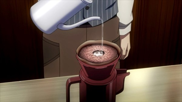 Anime and Coffee
