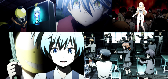 Assassination Classroom - Season 1 Part 1