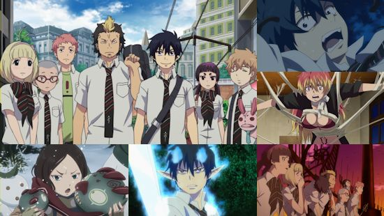Blue Exorcist - Part 2