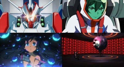 Captain Earth - Eps. 1-3