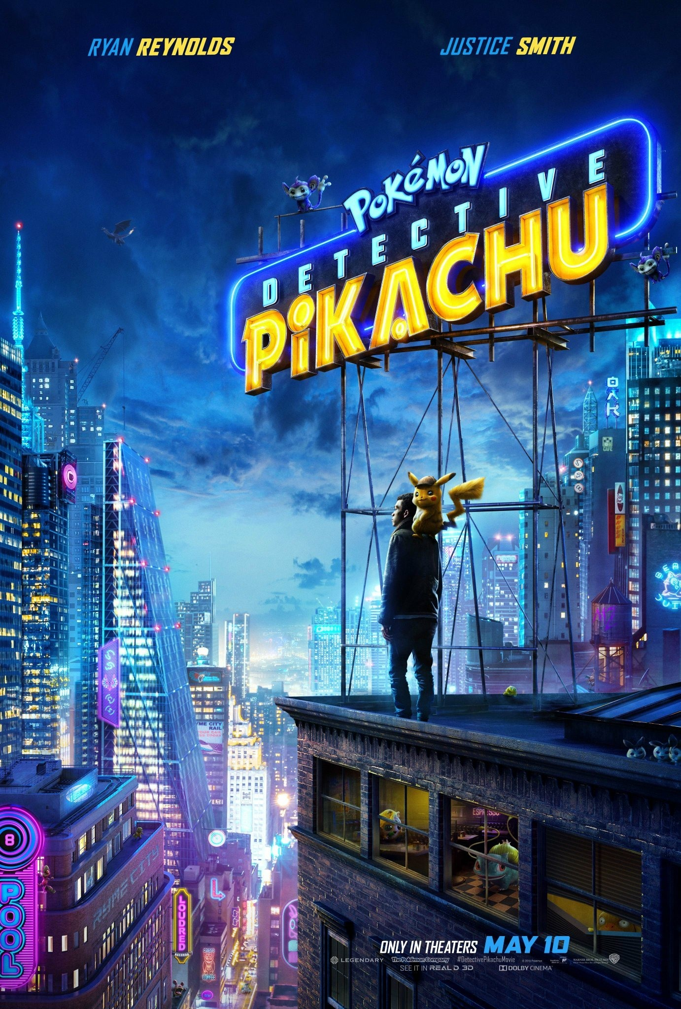 Pokemon Detective Pikachu (Theatrical Screening)