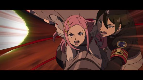 Eureka Seven Hi - Evolution: Anemone (Theatrical Screening)