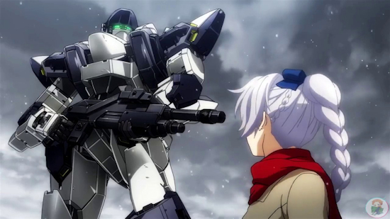 Full Metal Panic Invisible Victory - Episodes 1 to 5