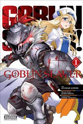 Goblin Slayer (manga) - Vols. 1-3