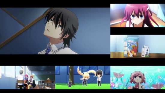 Fruit of Grisaia, The - Eps.1-3