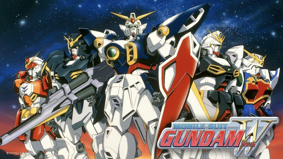 Gundam Wing Blu-Ray Part 1 (Episodes 1-25)