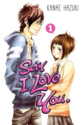 Say I Love You Vol. 1