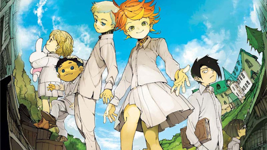 The Promised Neverland Vol. 1&2