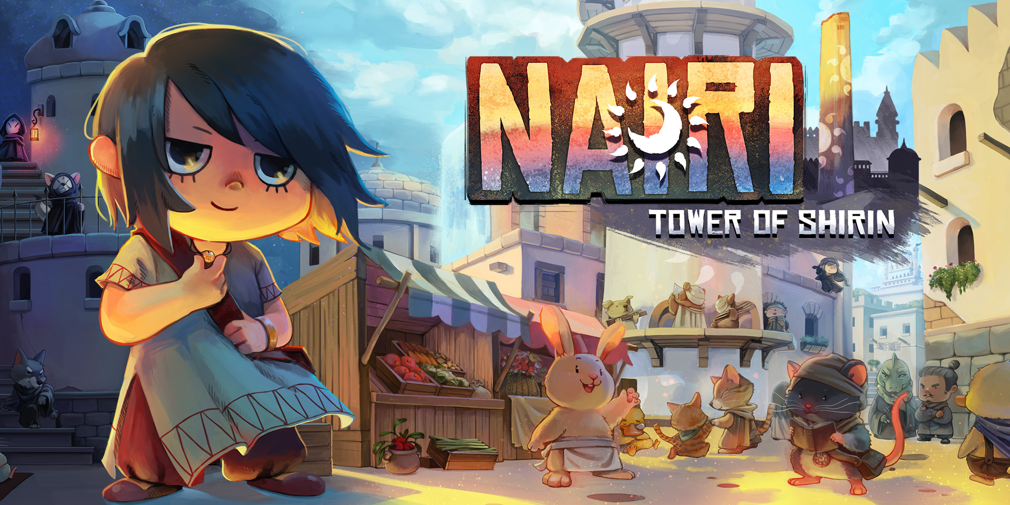 NAIRI: Tower of Shirin Review (Switch)