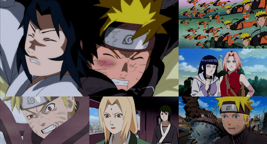 Naruto Shippuden The Movie 2: Bonds