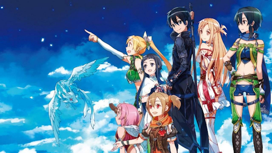 Sword Art Online Hollow Realization lands today on Switch