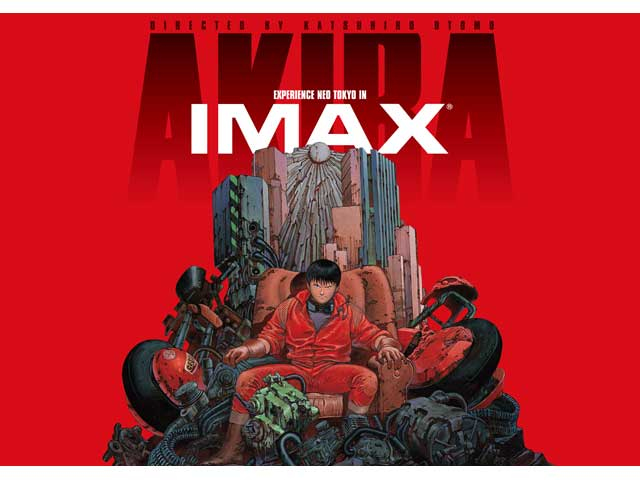 Akira comes to IMAX in 4K