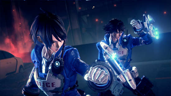 Nintendo reveal Astral Chain from Platinum Games