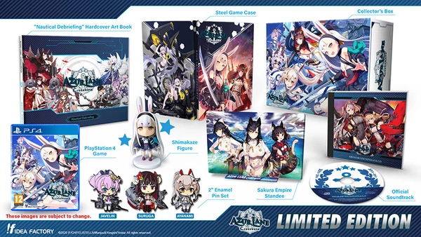 Azure Lane Crosswave is available to pre-order now