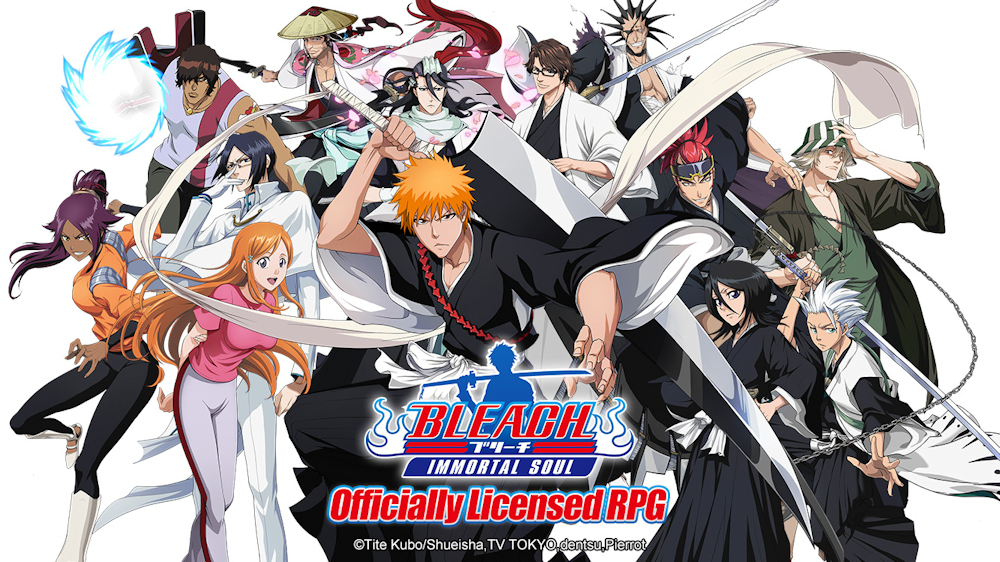 Bleach game coming to mobile