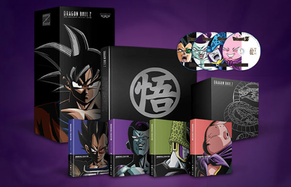 Dragonball Legacy Collection available to pre-order now