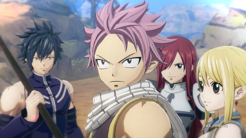 Fairy Tail JRPG coming to the West