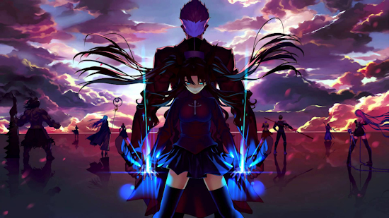 Fate Stay Night Unlimited Blade works reissue