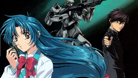 J-novel club to release Full Metal Panic light novel