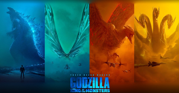 Godzilla King of the Monsters final trailer