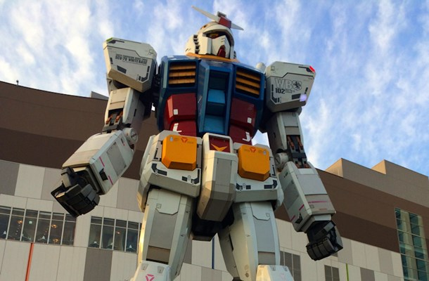 Netflix name director for Live Action Gundam project