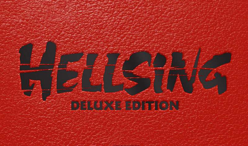 Dark Horse to release Hellsing Deluxe Edition in July