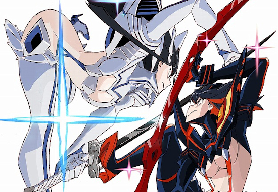 Kill la Kill game gets release date and new trailer