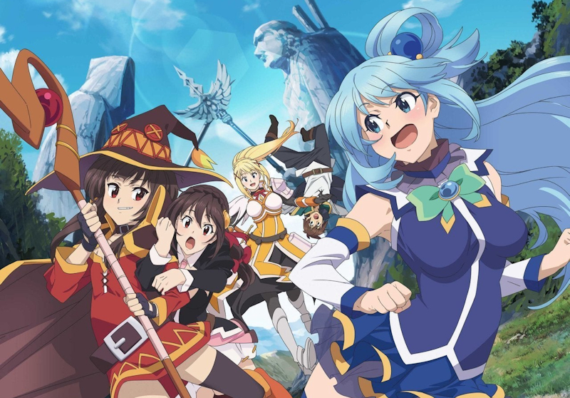 Konosuba Movie hits UK Cinemas December 12th