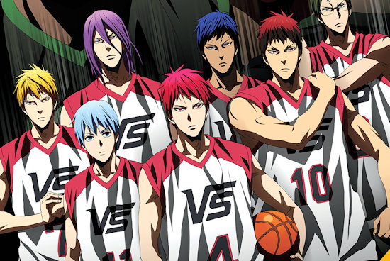 Kuruko's Basketball LAST GAME arrives on Crunchyroll
