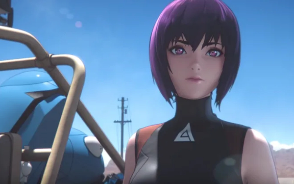 Netflix unveils Ghost in the Shell trailer