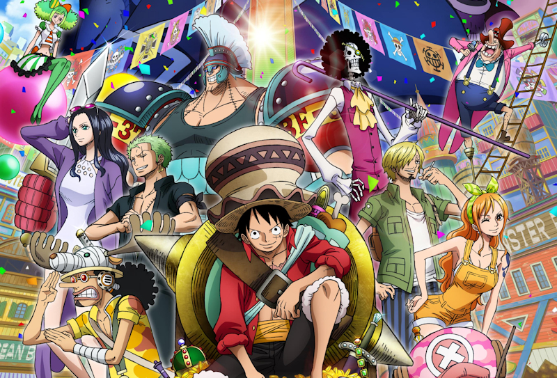 One Piece Stampede coming to UK Cinemas in february