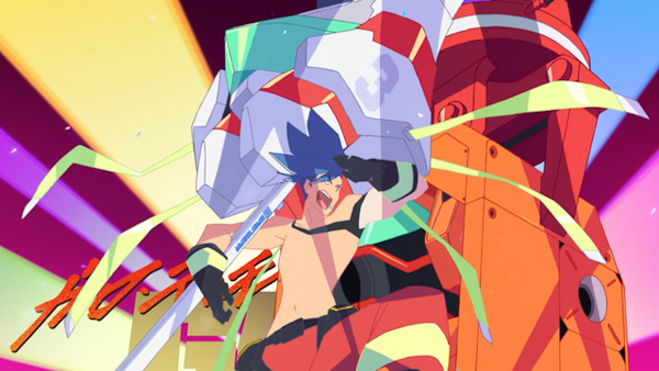 Promare opens in UK cinemas on 26th November