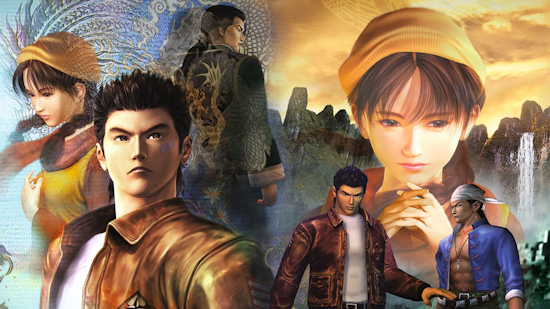 New series of Shenmue videos to re-introduce a classic game