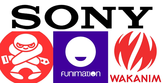 Sony merges streaming services Funimation, Wakanim and Madman