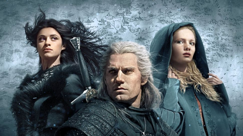 Witcher anime coming to Netflix