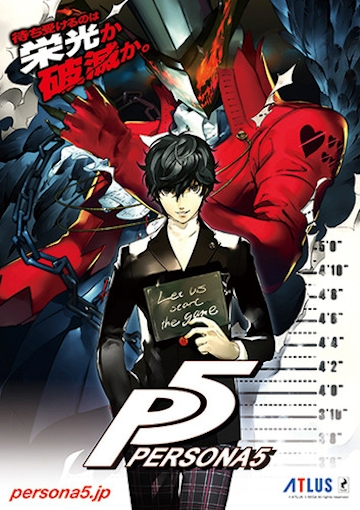 First Persona 5 gameplay trailer unveiled
