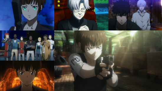 Psycho-Pass: The Movie (Theatrical screening)