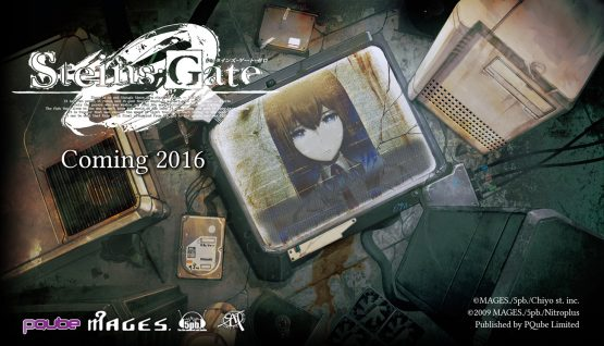 PQube Games confirm western release of Steins;Gate 0 in 2016