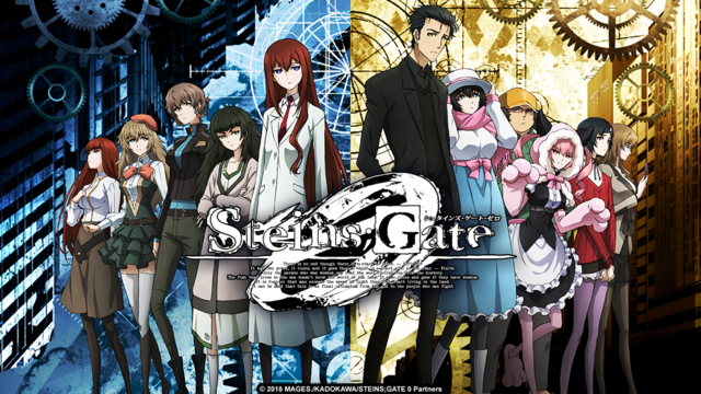 Steins;Gate 0 - Part 1