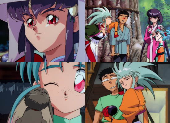 Tenchi Muyo OVA Collector's Edition