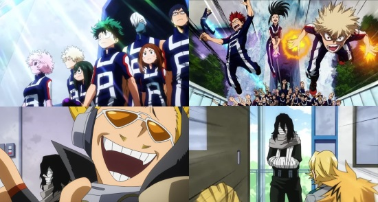 My Hero Academia 2 - Eps. 1-3